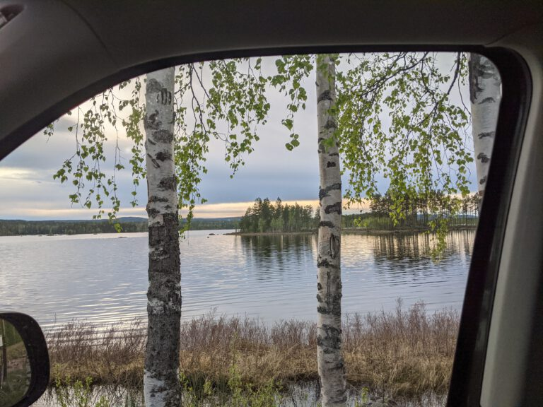 Wild places of mid Sweden